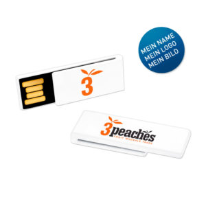 Individuell bedruckte USB-Sticks selbst gestalten